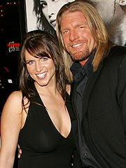 It's a Girl for WWE's Stephanie McMahon, Triple H - Birth ...
