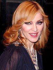 Madonna to Help Orphaned Children in Africa