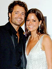 Brooke Burke & David Charvet Engaged
