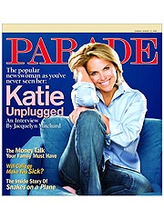 Katie Couric: I'd Like to Get Married| Katie Couric