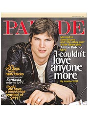 Ashton Kutcher: Demi and I Never Argue| Ashton Kutcher, Demi Moore