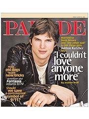 Ashton Kutcher: Demi and I Never Argue| Ashton Kutcher, Demi Moore