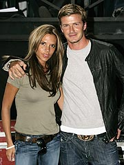 Victoria, David Beckham Not Expecting