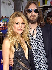 Kate Hudson, Chris Robinson Separate