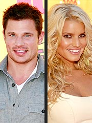 Nick, Jessica Dodge Run-In at Teen Awards | Jessica Simpson, Nick Lachey
