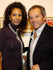 It's a Boy for Wolfgang Puck & Fiancée