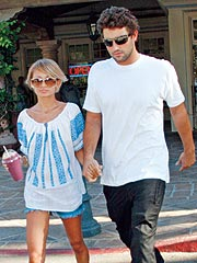 Nicole Richie & Brody Jenner: Heating Up