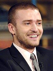 Letterman Puts Justin Timberlake on the Hot Seat