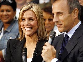Is Matt Lauer Leaving the Today Show? | Meredith Vieira