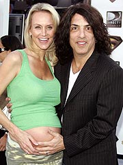 KISS Singer, Wife Have a Boy | Anna Nicole Smith