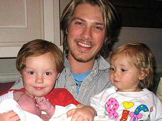 Taylor Hanson, Wife Welcome Baby No. 3 | Taylor Hanson
