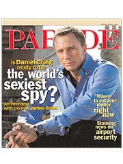Daniel Craig Opens Up About His Love Life| Hook Ups, Daniel Craig