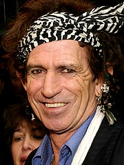 Keith Richards Says He Fell Off Tree Stump | Keith Richards