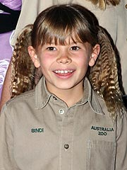 Steve Irwin&#39;s Daughter Bindi Filming Own Show
