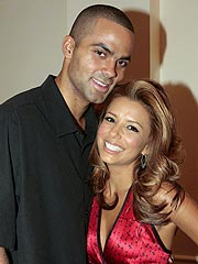 Eva Longoria & Tony Parker Engaged