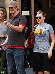 Scarlett Johansson: Josh Hartnett's 'A Good Boy'| Josh Hartnett, Scarlett Johansson