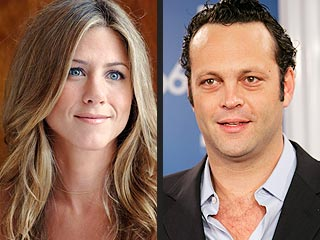 Jennifer Aniston & Vince Vaughn Split