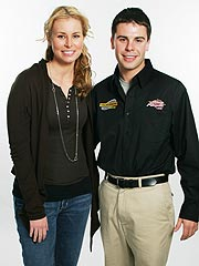 Niki Taylor Engaged to Racecar Driver