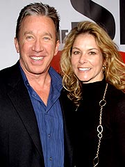 Tim Allen Marries Longtime Girlfriend Jane Hajduk | Tim Allen