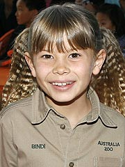 Bindi Irwin: 'I Want to Be Like My Dad'