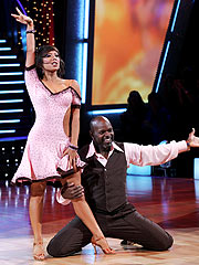 Mario Lopez & Emmitt Smith's Final Dance