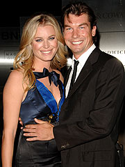 Jerry O'Connell Apologizes for Calling Rebecca Romijn 'Huge'