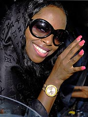 Foxy Brown Charged in Blackberry Assault