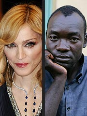 David's Father: I Don't Have Madonna's Number