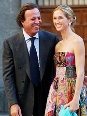 Julio Iglesias Welcomes a Baby Boy | Julio Iglesias