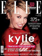 Kylie Minogue: Boyfriend Got Me Through Cancer| Kylie Minogue