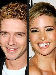 Ivanka Trump & Topher Grace Cozy Up