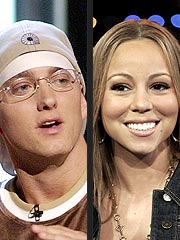Eminem Disses Mariah for Denying  Relationship
