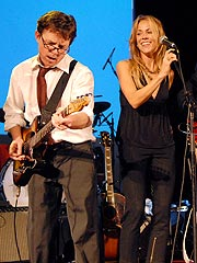 Michael J. Fox Rocks with Sheryl Crow, Axl Rose | Michael J. Fox