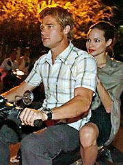 Brad & Angelina's Thanksgiving in Vietnam