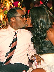 Inside Diddy's A-List Baby Shower | Sean P. Diddy Combs