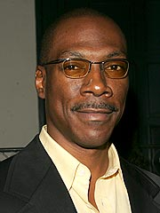Eddie Murphy Misses His Movie Premiere