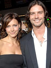 KaDee Strickland and jason behr wedding
