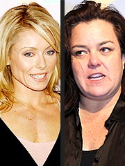 Rosie O'Donnell Chides Kelly Ripa For 'Homophobic' Remark