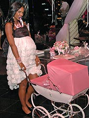 Inside Diddy's A-List Baby Shower| Kim Porter, Sean P. Diddy Combs