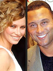 Jessica Biel and Derek Jeter Heat Up Las Vegas