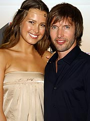 Petra Nemcova & James Blunt Break Up | James Blunt, Petra Nemcova