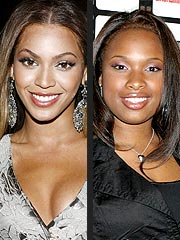 Beyonc&#233; Denies Rumors of Jennifer Hudson Feud
