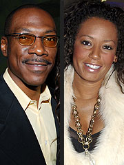 Eddie Murphy Questions Paternity of Mel B's Baby