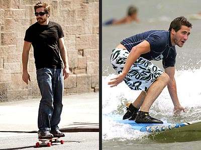 SKATER VS. SURFER photo | Jake Gyllenhaal