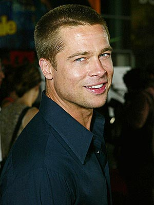 All Time Beautiful Men Vote BRAD PITT Peoplecom