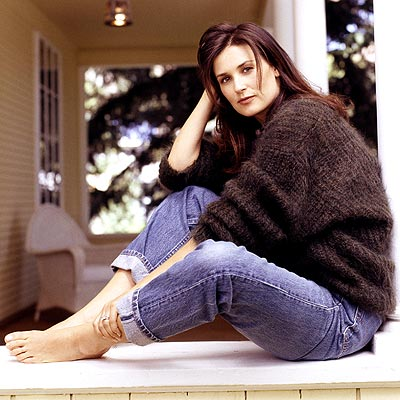 Demi Moore Lovely Pic