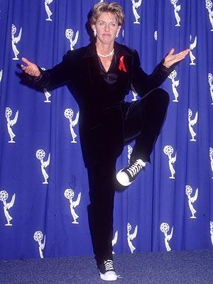1996: ELLEN DEGENERES photo | Ellen DeGeneres