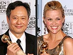 Brokeback Corrals 4 Golden Globes | Ang Lee, Reese Witherspoon