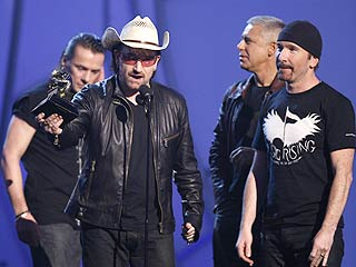 U2 Lead Pack with 5 Grammy Wins | U2
