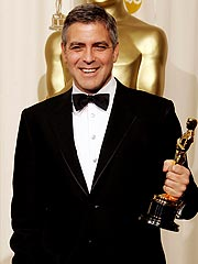 Crash Wins in Oscar Upset| George Clooney